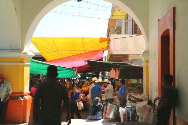 Markt von Zaachila - Mexico
