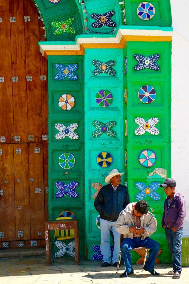 Kirche von San Juan Chamula