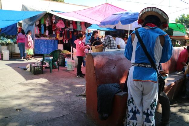 mexikanischer Käufer