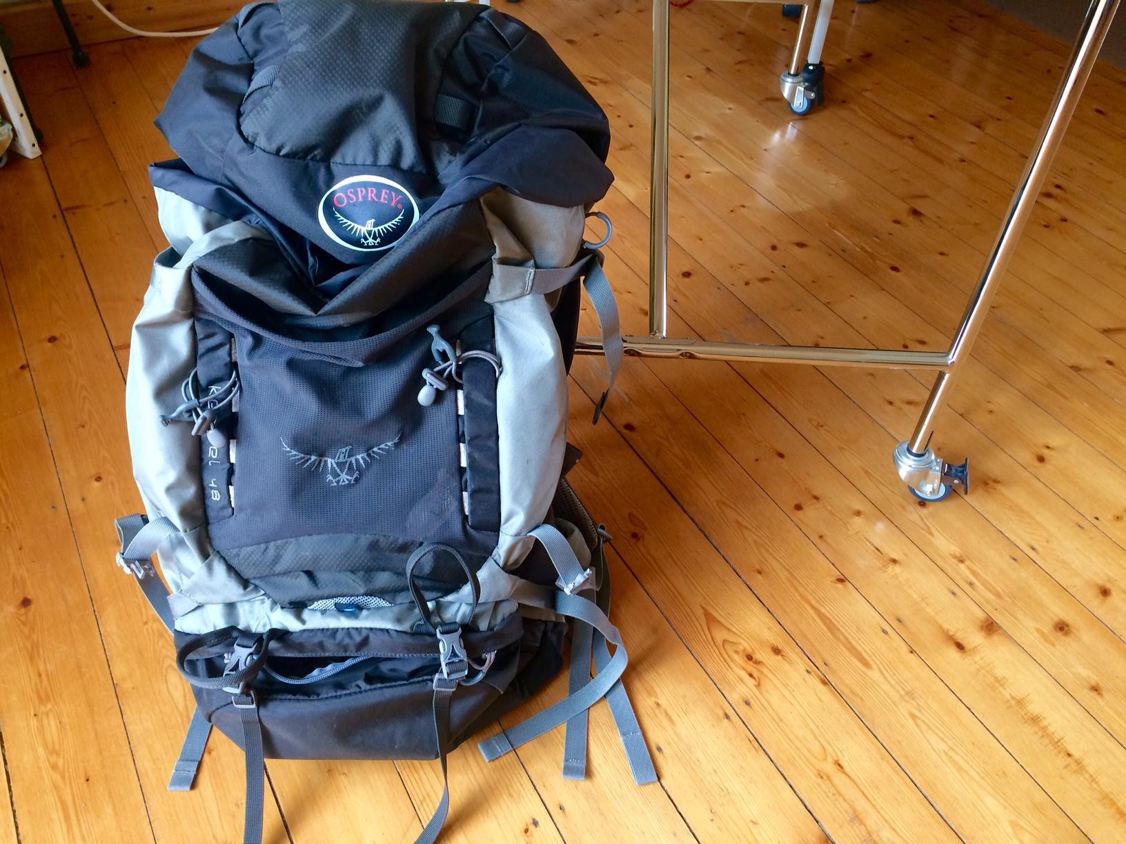 Comeback mit Backpack: Eine Zeitreise durch S
