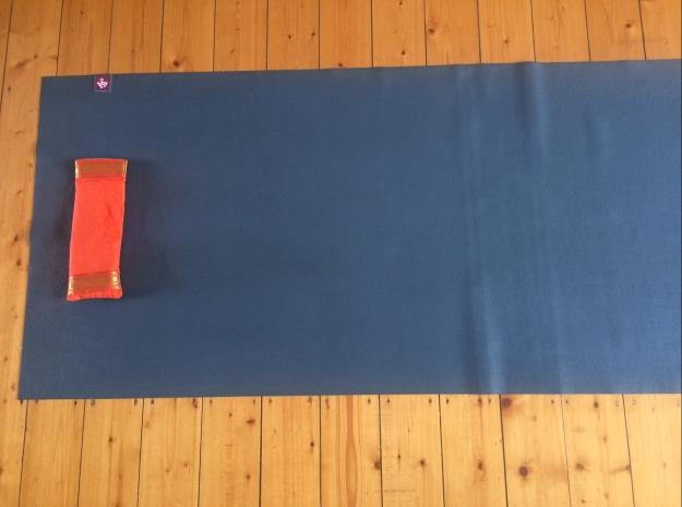 Reise-Yogamatte