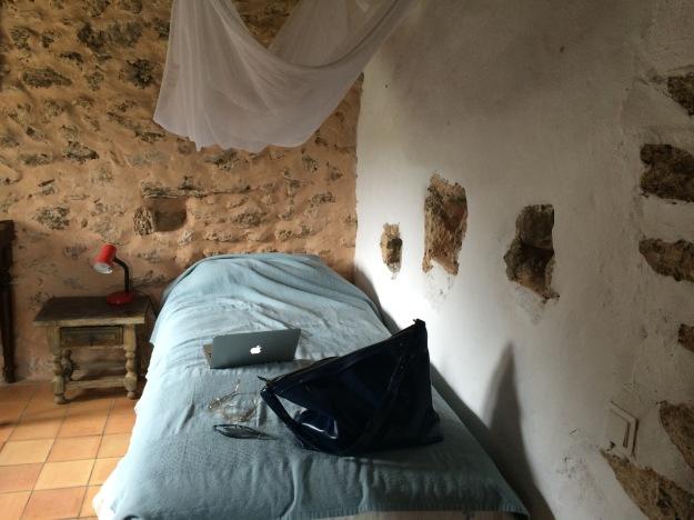 mein Zimmer in einer Finca