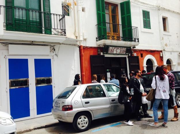 Bar San Juan, Ibiza