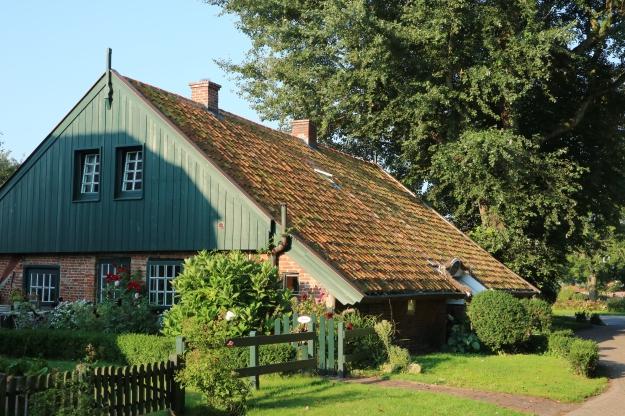 Das alte Haus auf Spiekeroog