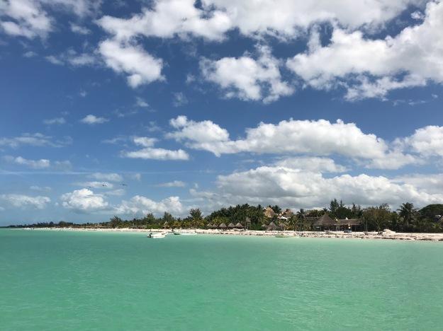 Insel Holbox in Yucatan