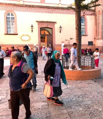 Kirchplatz San Miguel Allende