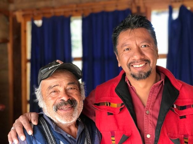 Ruben und Manuel, Guides aus Leidenschaft