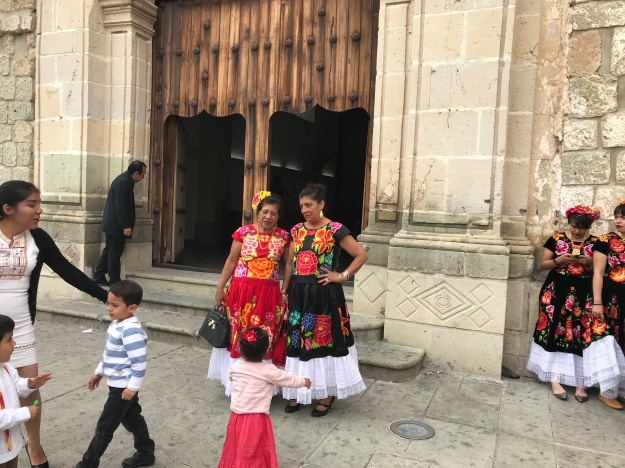 Frauen in Oaxaca
