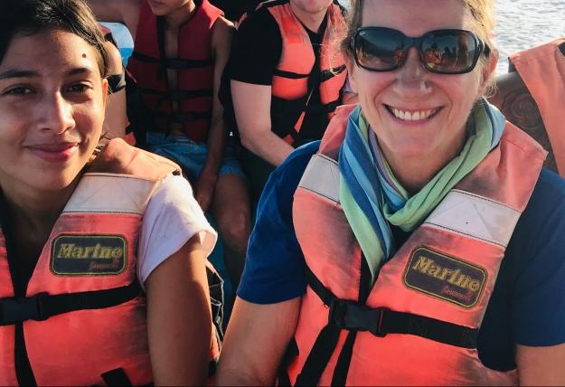 Eine Seefahrt ist lustig...wenn das Boot nicht überladen ist