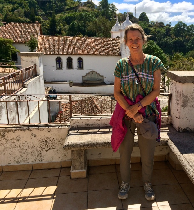 wandern in Santa Lucia