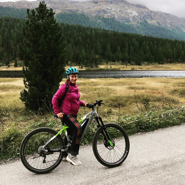 E-Bike fahren bringt Spaß